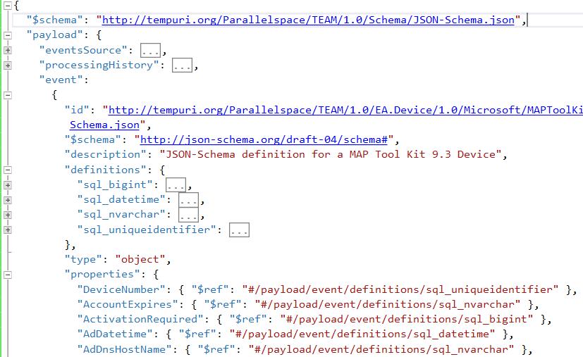 SQL-JSON Sample