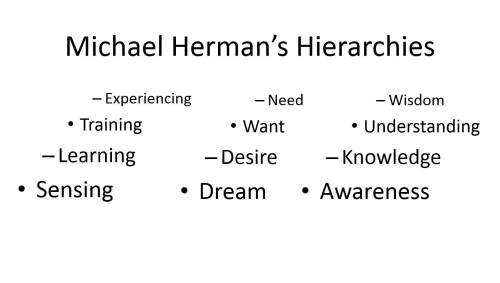 Michaels Hierarchies